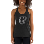 Martial Arts Camp 2020 (Black/Grey) Women's Racerback Tank