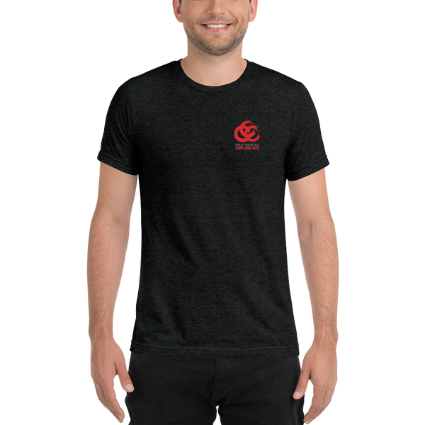 Martial Arts Camp 2019 - Premium Triblend Unisex (Red/Grey)