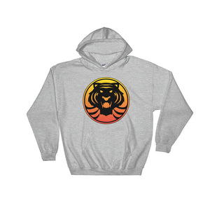 'The Tiger' Hooded Sweatshirt