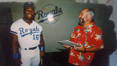 Bo Jackson and Rick Rush