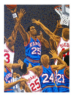 National Champion Kansas Jayhawks