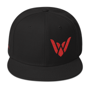 Sickbird Snapback Hat - Red