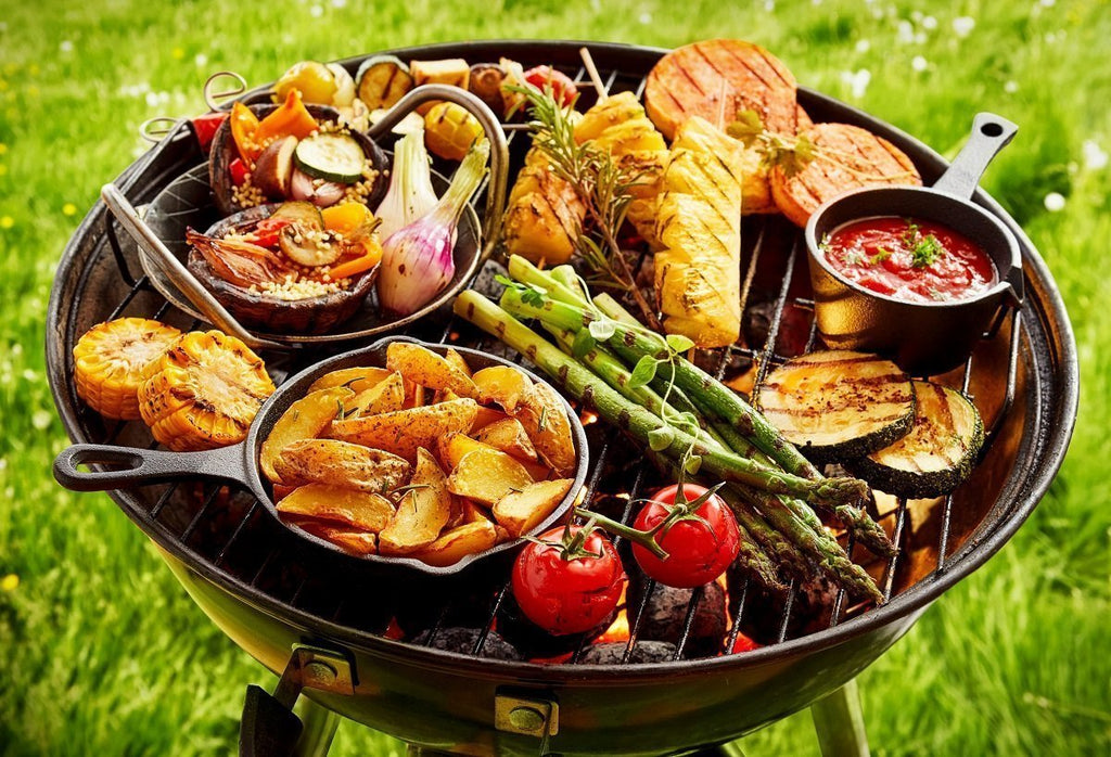 Vegan BBQ ideas