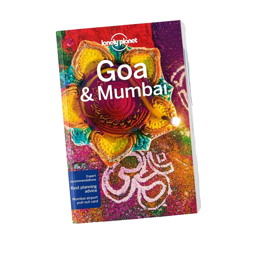 Lonely Planet Goa & Mumbai Travel Guide