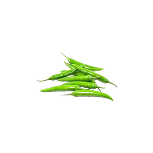 Fresh Green Chillis (100g)