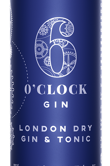 6 O'Clock Gin FREE Samples - While stocks last!