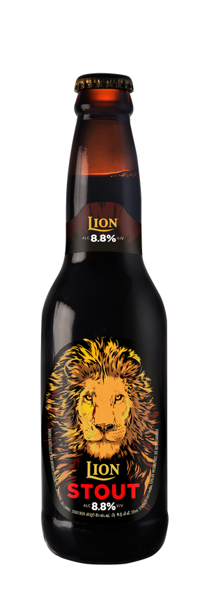 Lion Stout 330ml