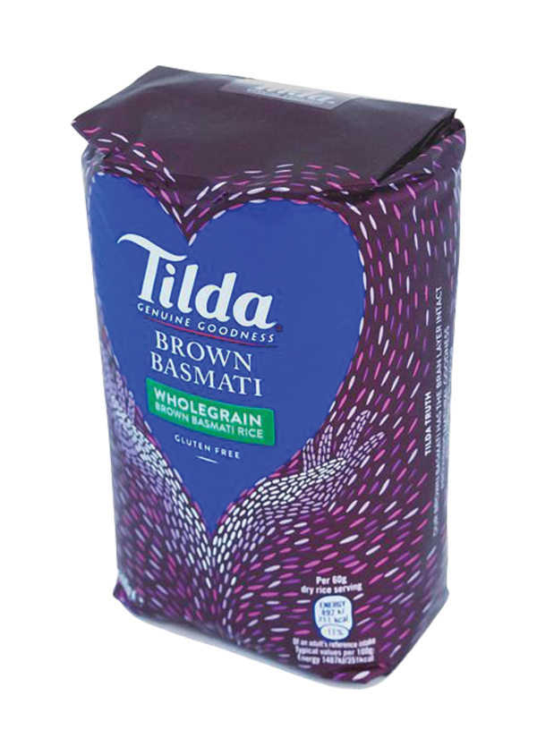 Tilda Brown Rice 500g