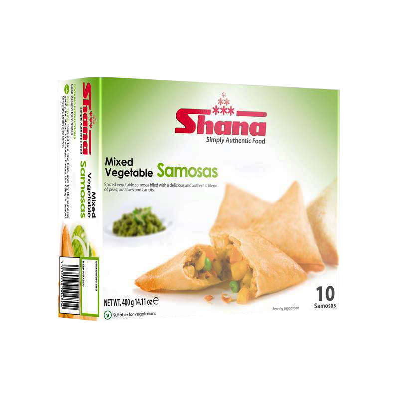 Shana Punjabi Samosa (pack of 8)