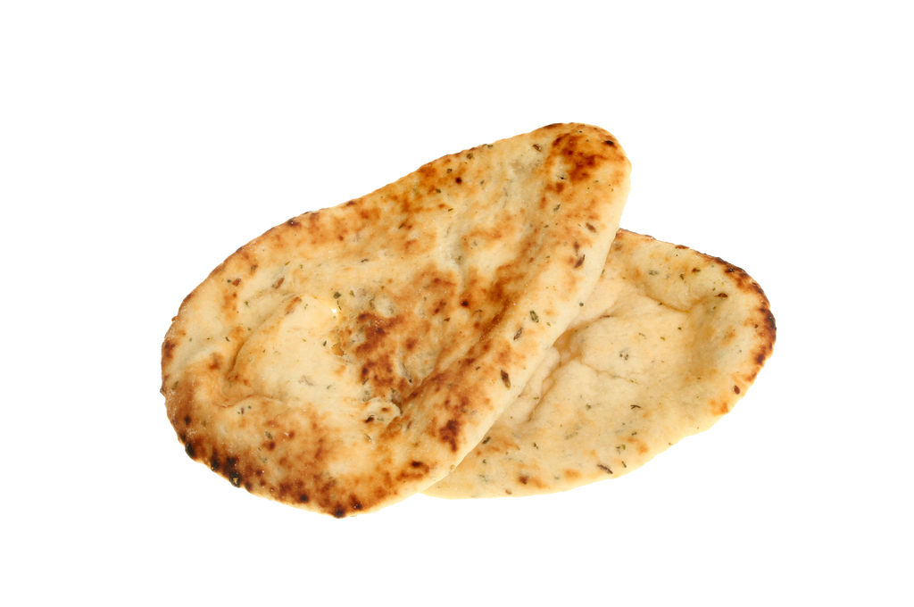 Plain Naan Breads (Pack of 3)
