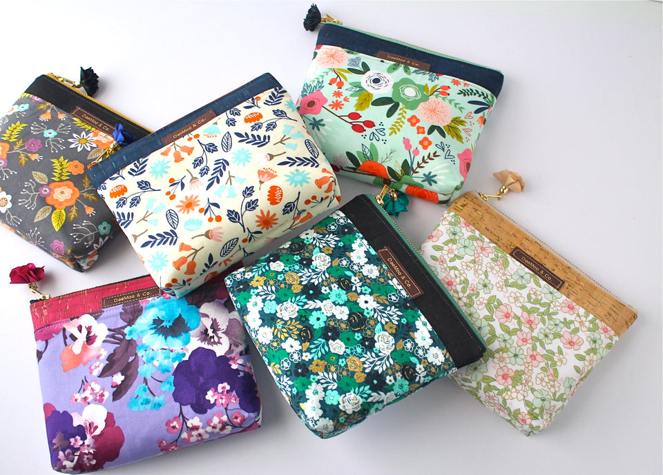 Pouch & Shaker Bags