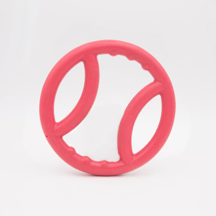 ZippyPaws ZippyTuff Squeaky Ring - Pink