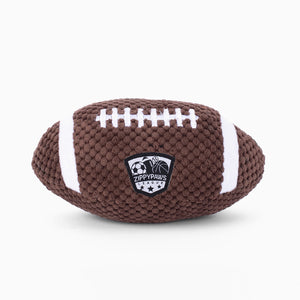 ZippyPaws SportsBallz - Football Dog Toy
