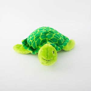 ZippyPaws Grunterz - Sid the Sea Turtle Dog Toy