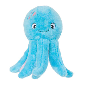 ZippyPaws Oscar the Octopus Plush Dog Toy