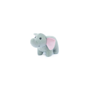 ZippyPaws Elephant Cave Burrow Dog Toy