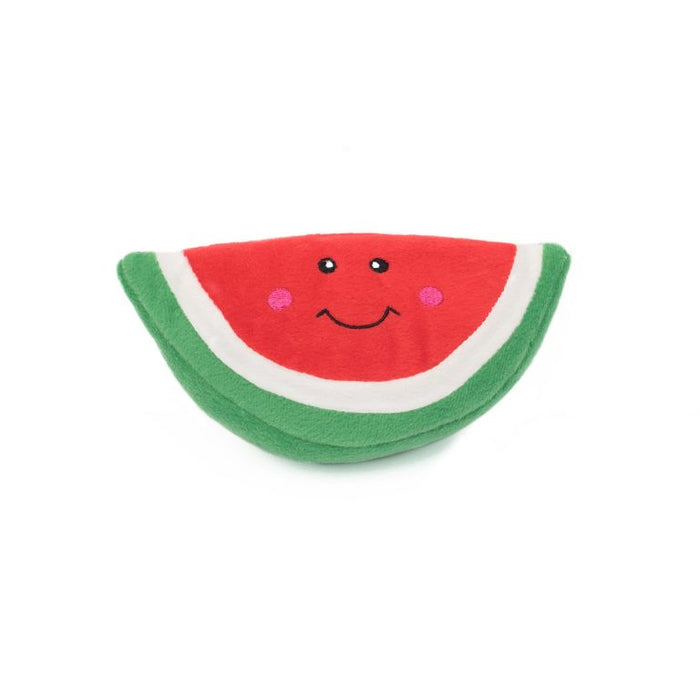 ZippyPaws NomNomz Watermelon Dog Toy