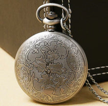 Service-Themed Pocket Watch