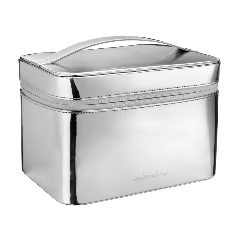 Insulated Makeup Case Travel Cooler