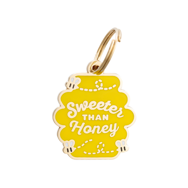 Pet ID Tag - Sweeter than Honey
