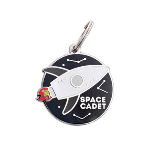 Pet ID Tag - Space Cadet