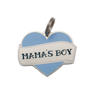 Pet ID Tag - Mama's Boy