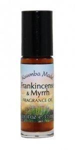 KUUMBA MADE FRANKINCENSE & MYRRH