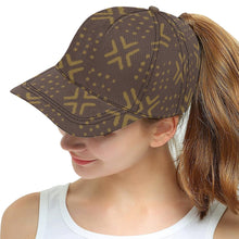 Snapback Cap (Brown 2)