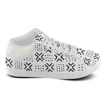 Women's Mud Cloth Kicks (White)
