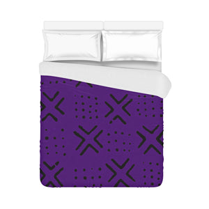 Bed Cover (Purple)