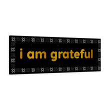 i am grateful (Canvas)