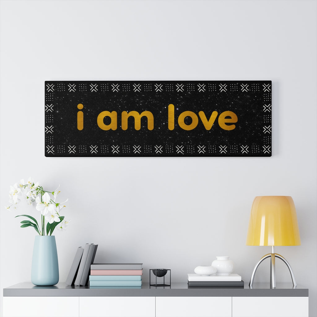 i am love (Canvas)