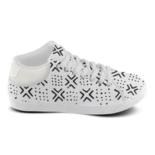 Men's Mud Cloth Kicks (White)