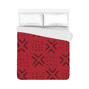 Bed Cover (Red)