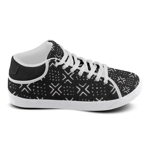 Men's Mud Cloth Kicks (Black)