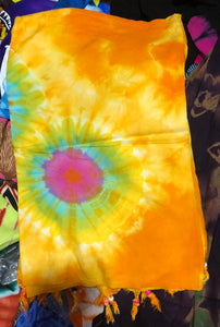 Women's African Tie Dye Wrappers
