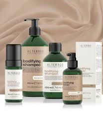 Bodifying Range for DULL, THINNING hair