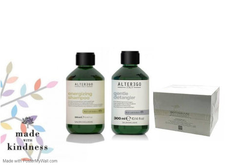 Energizing Haircare Set for Thinning Hair