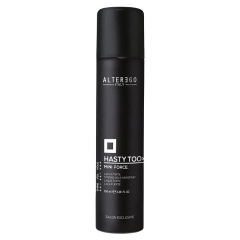 Alter Ego Hasty Too Mini Force Strong Hold Hairspray