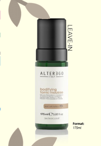 Alter Ego Bodifying Tonic Mousse