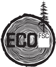 Logo ECO FSC de Diamodesign.com