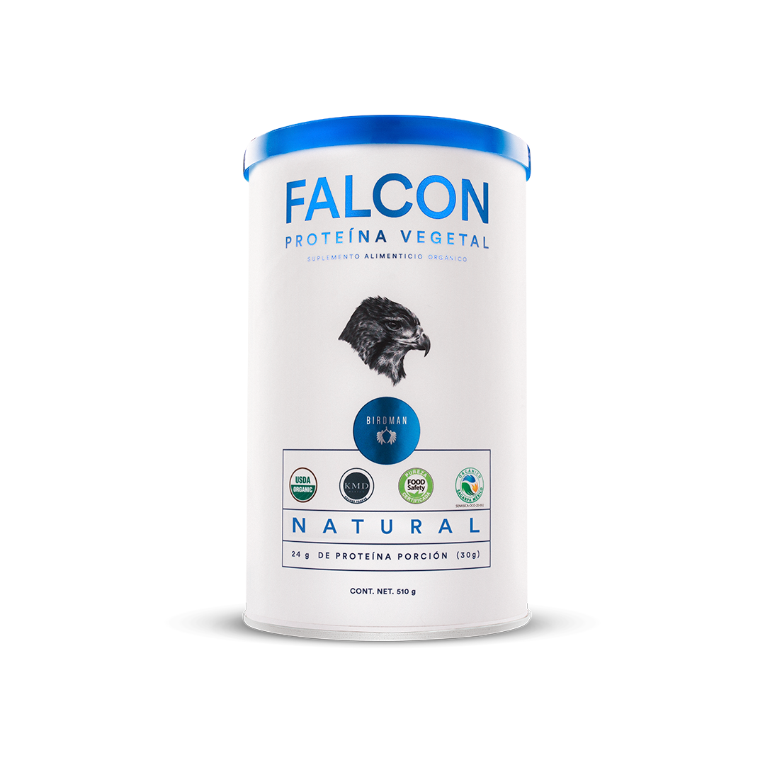 Proteína Falcon Natural 510 gr