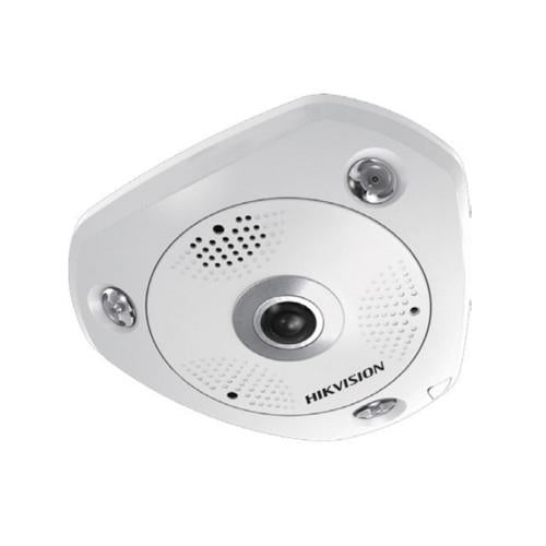 Hikvision DS-2CD63C2F-IVS 12MP Fisheye 360 Degree IP Camera