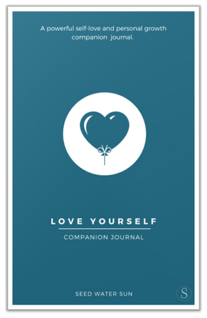 Love Yourself Self-Love Journal