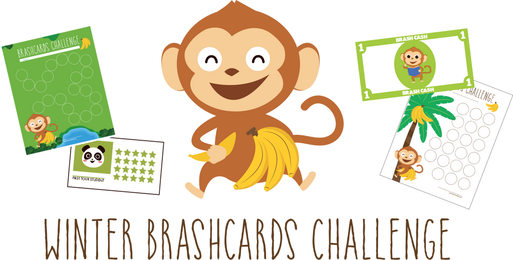 Winter Brashcards Challenge: King Arthur
