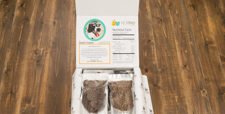 PetMio's Dedication to Transparent Pet Food