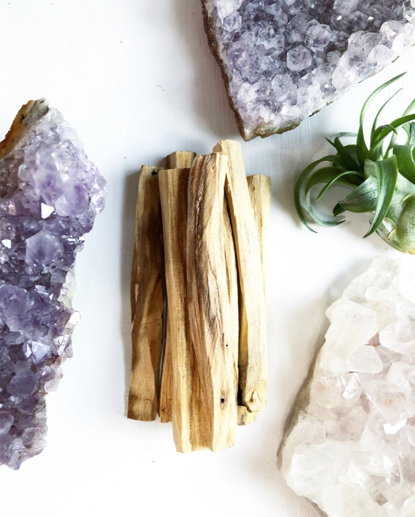 Palo Santo Smudging Cleansing Tool