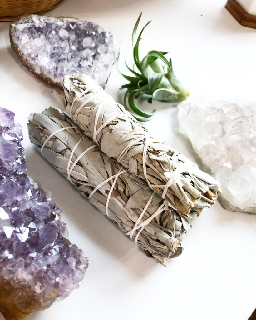 Sage Bundle Smudging Cleansing Tool