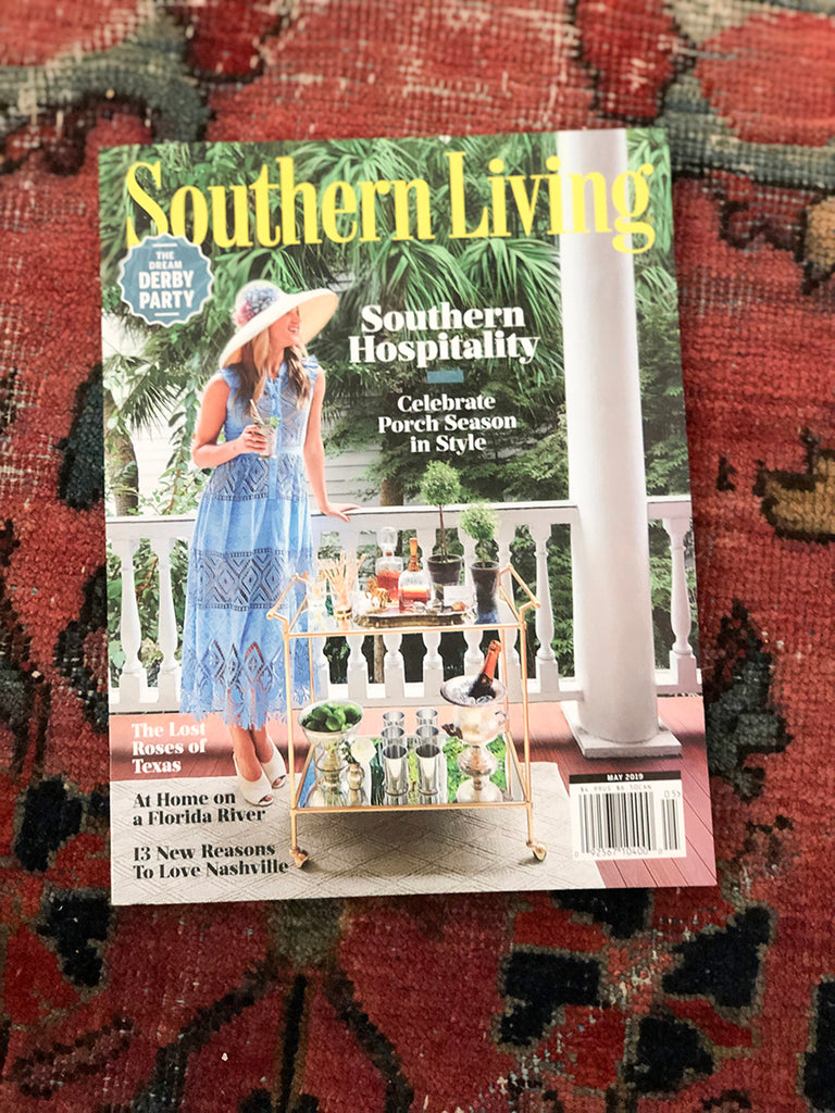 Southern Living Cover!
