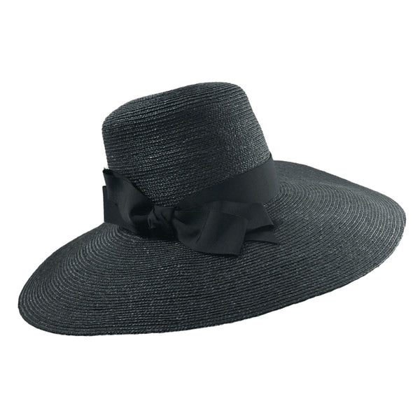 Meadow Hat - Black on Black